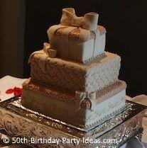 Terrific Cake Designs Major Birthdays Birthday Cards Printable Nowaargucafe Filternl