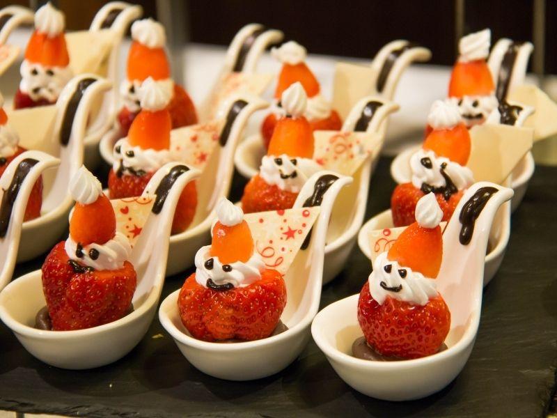 strawberry treats